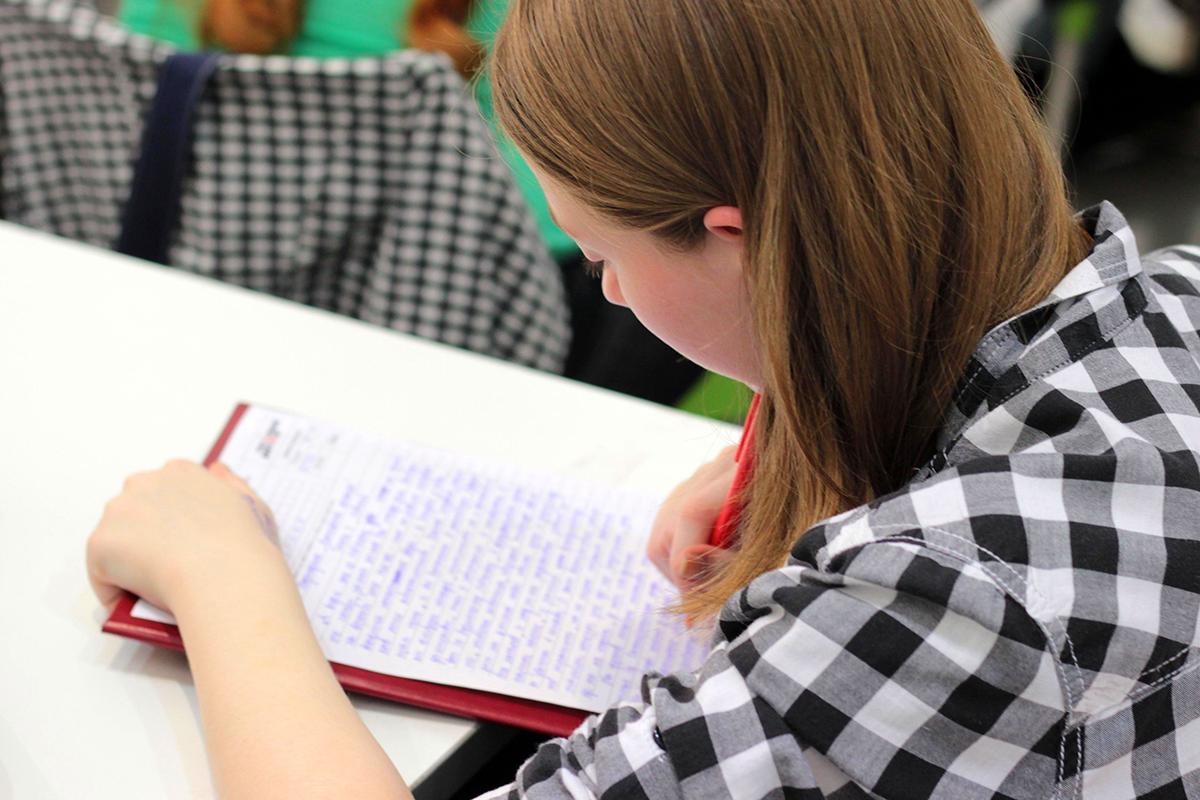 Passer l'épreuve d'un examen peut être stressant pour un étudiant !